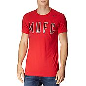 Nike Manchester United Core Plus T-Shirt