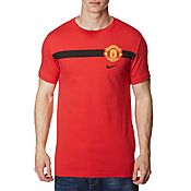 Nike Manchester United Core T-Shirt