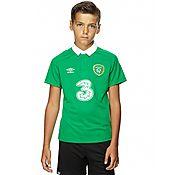 Umbro Republic of Ireland 2014 Junior Home Shirt