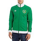 Umbro Republic of Ireland Walk Out Jacket