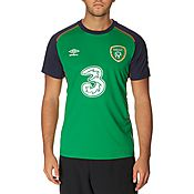 Umbro Republic of Ireland Training T-Shirt