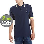 Official Team Tottenham Hotspur Polo Shirt
