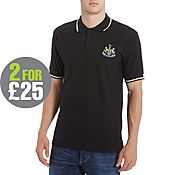 Official Team Newcastle United FC Polo Shirt