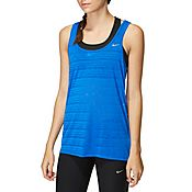 Nike Dri-FIT Touch Breeze Stripe Tank