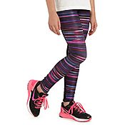 Nike Girls All Over Print Tights Junior