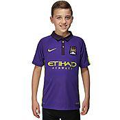 Nike Manchester City Third Shirt Junior