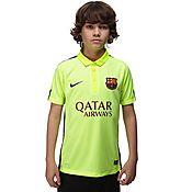 Nike Barcelona 2014 Junior Third Shirt