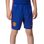 Nike Manchester United 2014 Junior Third Shorts