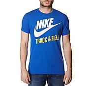 Nike Track And Field Exploded T-Shirt