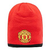 Official Team Manchester United Tip Knitted Hat