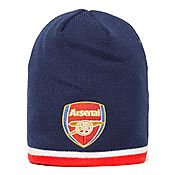 Official Team Arsenal FC Knitted Beanie Hat