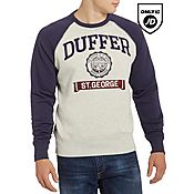 Duffer of St George Roundhay Crew Sweater