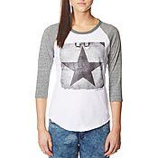 Converse Star Raglan T-Shirt