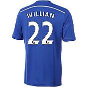 adidas Chelsea 2014 Willian Home Shirt