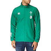 Canterbury Irish Rugby Presentation Jacket