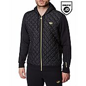adidas Trefoil Quilted Hoody