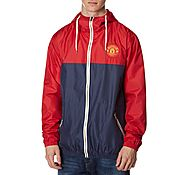 Official Team MUFC Hooded Jacket