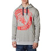 Official Team MUFC Graphic Hoody