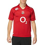 Canterbury England Rugby 2014 Away Jersey