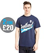 Official Team Scotland Flag T-Shirt
