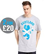 Official Team Scotland Lion T-Shirt