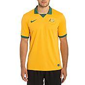 Nike Australia 2014 Home Shirt