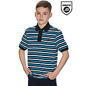 Fred Perry Multi Stripe Polo Shirt Junior