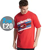 McKenzie Madison Red T-Shirt