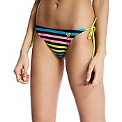 Sprinter Striped Bikini Bottoms