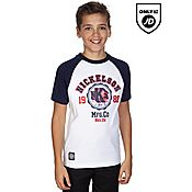 Nickelson Boys Francisco T-Shirt Junior