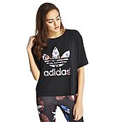 adidas Originals Lotus Crop T-Shirt