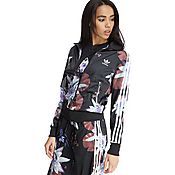 adidas Originals Lotus Print Track Top