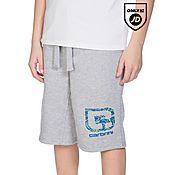 Carbrini Fire Fleece Shorts Junior