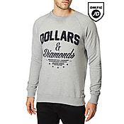 Supply & Demand Dollars Crew Sweatshirt