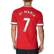 Nike Manchester United 2014 Di Maria Home Shirt