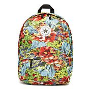 Converse Floral Backpack