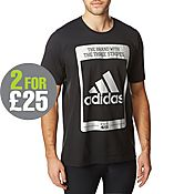adidas Tongue Label T-Shirt