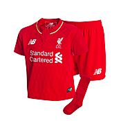 New Balance Liverpool FC 2015 Home Kit Infant