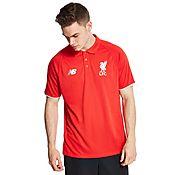 New Balance Liverpool FC Training Polo Shirt