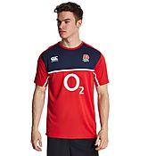Canterbury England RFU RWC15 Poly Training Shirt