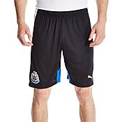 Puma Newcastle United 2015 Home Shorts