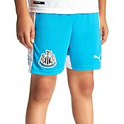 PUMA Newcastle United 2015/16 Away Shorts Junior