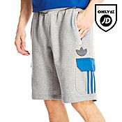 adidas Originals Team Pocket Fleece Shorts