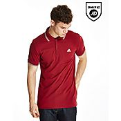 adidas 3 Stripe Essentials Polo Shirt