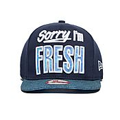 New Era 9FIFTY Sorry I'm Fresh Snapback Cap