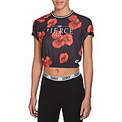 Supply & Demand Fierce Crop T-Shirt