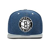 Mitchell & Ness NBA Brooklyn Nets Snapback Cap