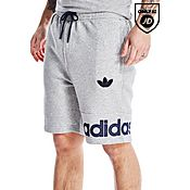 adidas Originals Superstar Denim Shorts