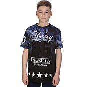 Beck and Hersey Rebel T-Shirt Junior