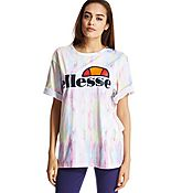 Ellesse Chinchilla Print T-Shirt